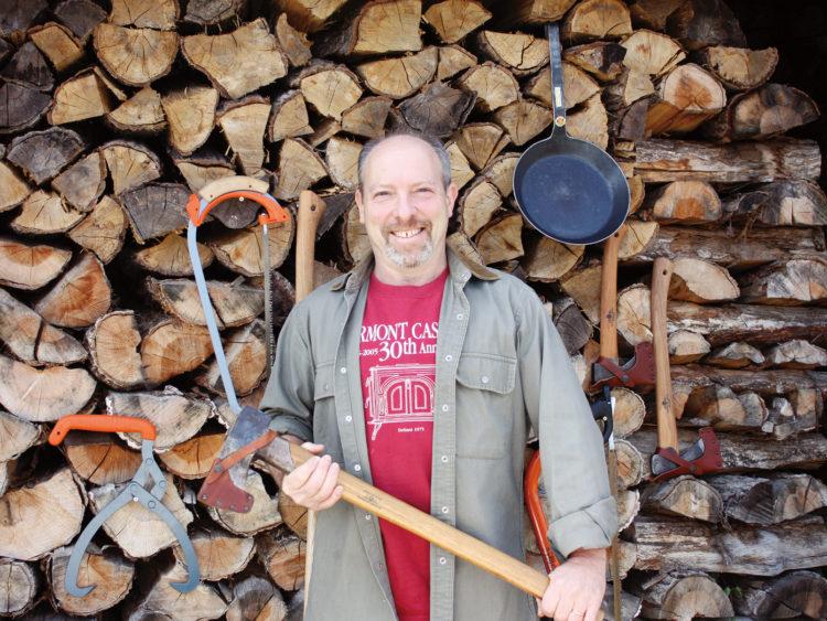 ポールさんと薪火で遊ぼう